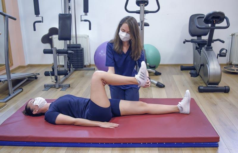 exercitii medicale pentru remediu genunche